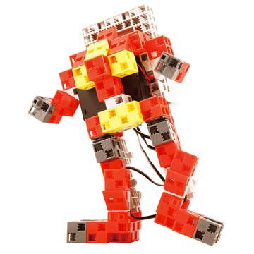 un exemple de bipède robot