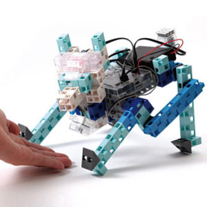 Robot chien programmable