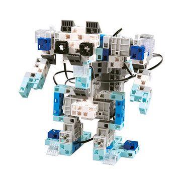 programmation d'un robot marcheur